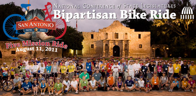 NCSL Bipartisan Bike Ride 2011 Survey