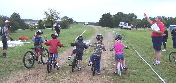 Rain or Shine, BikeTexas Kids Kup is On!