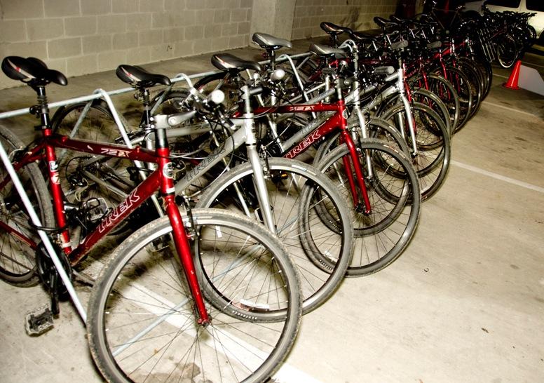 TTAT 2010 Conference Rental Bikes