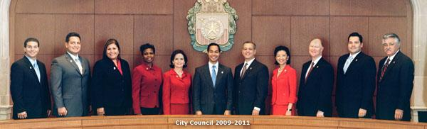 San Antonio City Council