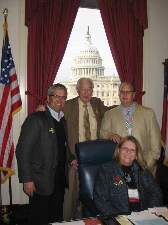 Citizen Lobbying: A Constituent Meets With Her Congressman