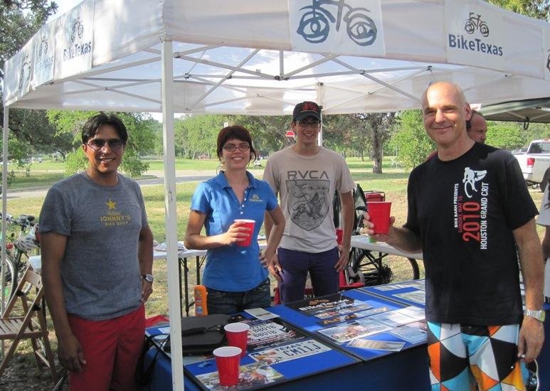 Austin Cyclists Celebrate a Great Bike Month