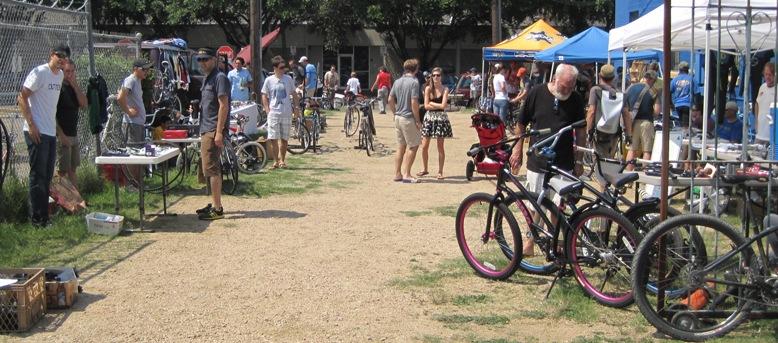 BikeTexas Hosts Frankenbike
