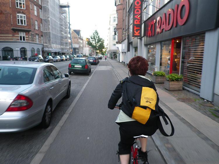 1.32 Separated Bike Lane