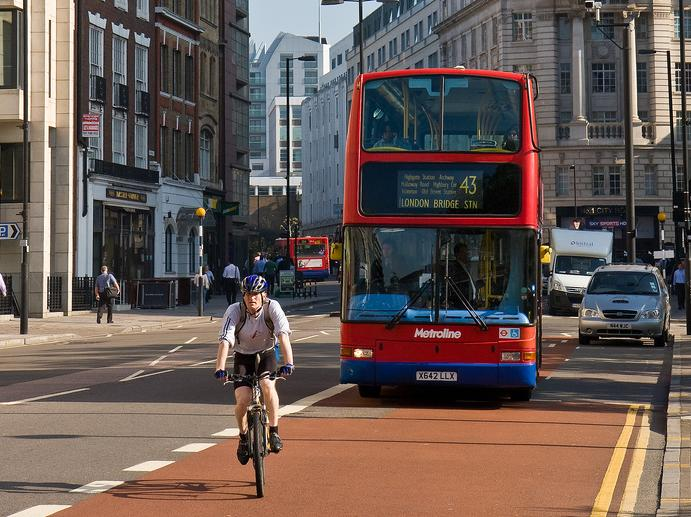 1.57 Buses with Bicycle Bell