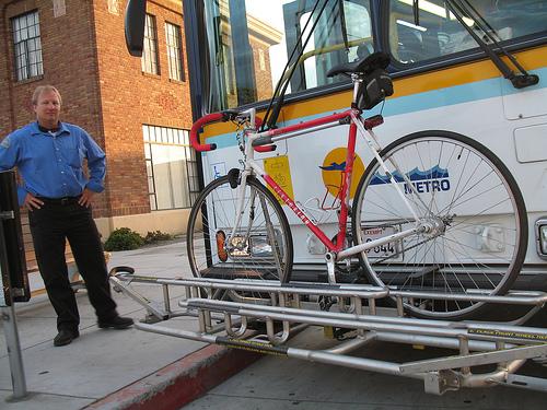 1.58 Bus Bicycle Rack