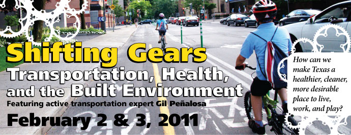 Shifting Gears – Transportation, Health, and the Built Environment