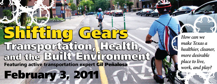 Shifting Gears – Transportation, Health, and the Built Environment – feat. Gil Penalosa