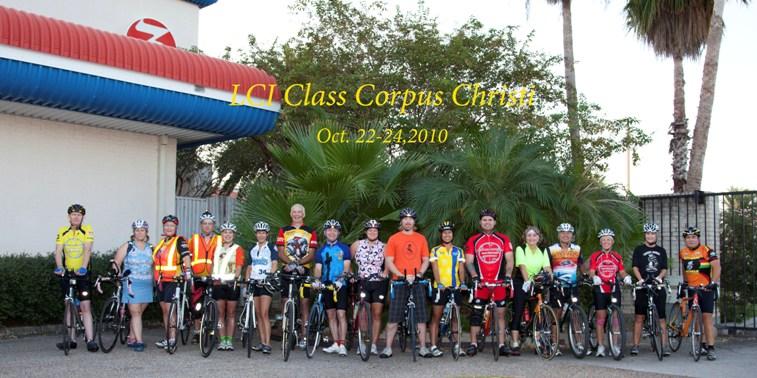 First LCI Class in Corpus Christi