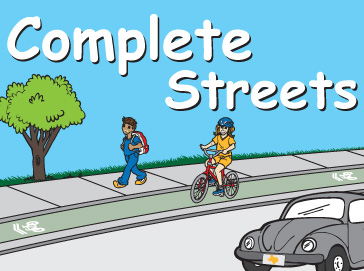 ROOM CORRECTION – March 16 Complete Streets Public Hearing – Rm. E2.028