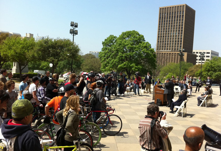 Important Bike Bills to Look for in the 82nd Legislature