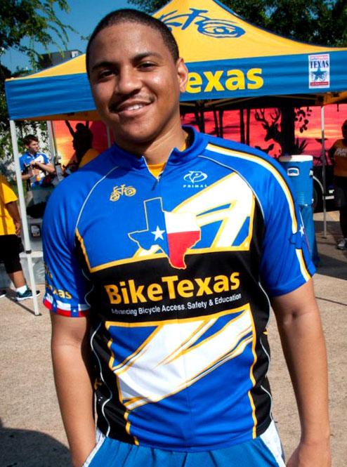 BikeTexas Bike Jerseys