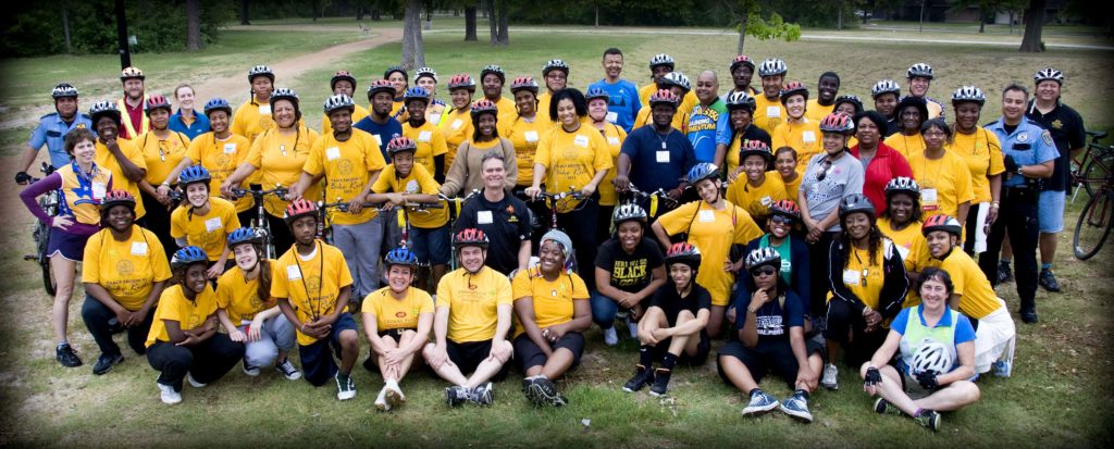 BikeTexas partners with the NAACP on Southwestern Regional Conference Bike Ride