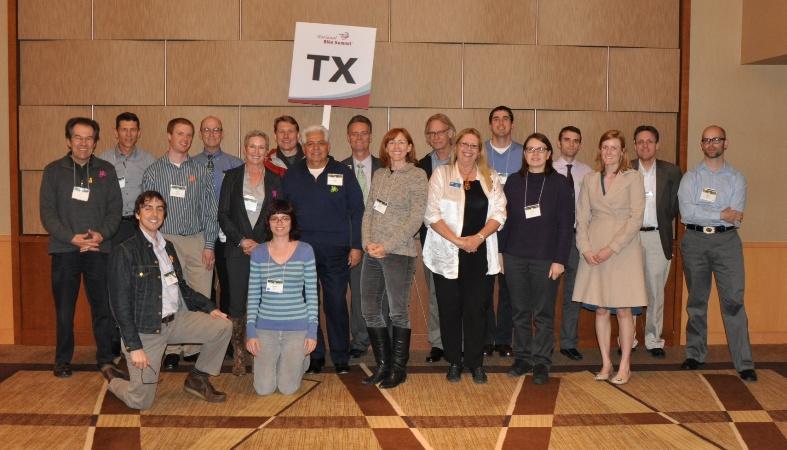 National Bike Summit 2011 - Texas Delegation