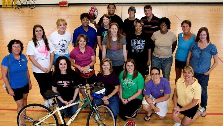 2011 June 29 Tyler group shot