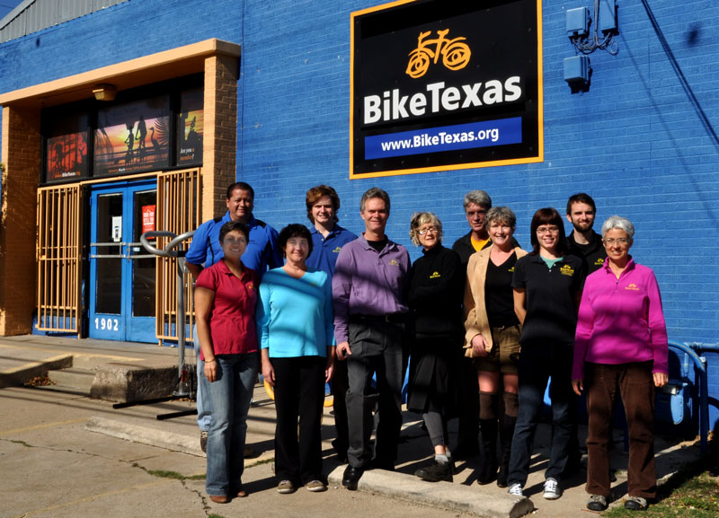 Staff Transitions at BikeTexas