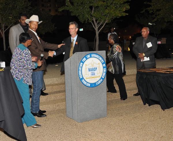 BikeTexas Receives Award from Texas NAACP