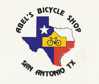 Abel's Bicycle Shop – San Antonio