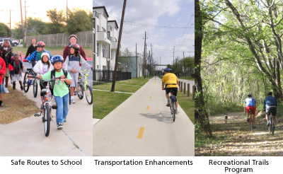 ACT NOW to Save Biking and Walking in Texas!