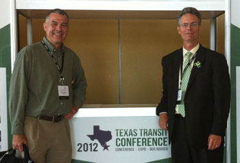 BikeTexas Speaks on Panel at 2012 Texas Transit Conference