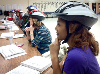 Fort Bend ISD SafeCyclist Training  and Community Partners