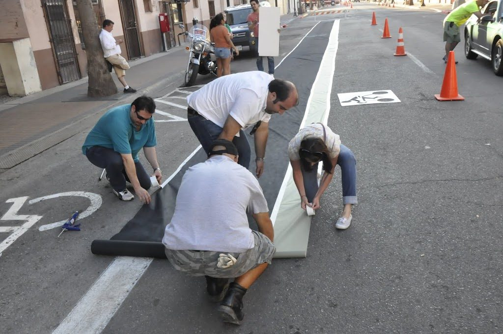 Better Block Event in Brownsville Invigorates Downtown For a Day