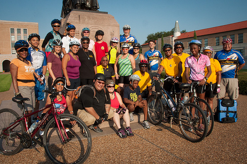 Buffalo Soldiers National Museum Hosts Annual Ride