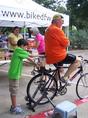 Irving Holds Annual Bike Fest