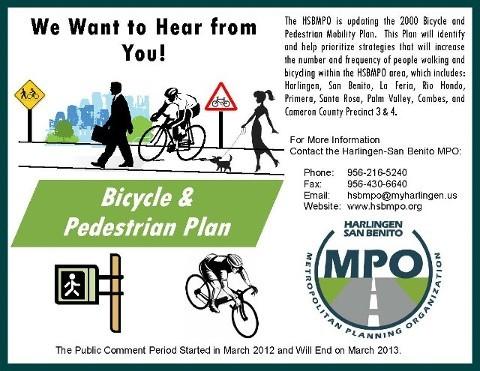 Harlingen MPO Updating Bike Plan