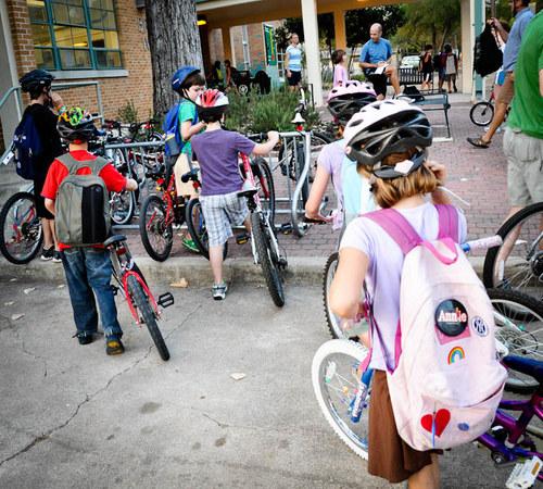 Bike Back to School