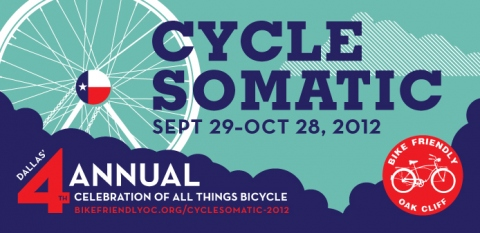 Cyclesomatic 2012 in Oak Cliff