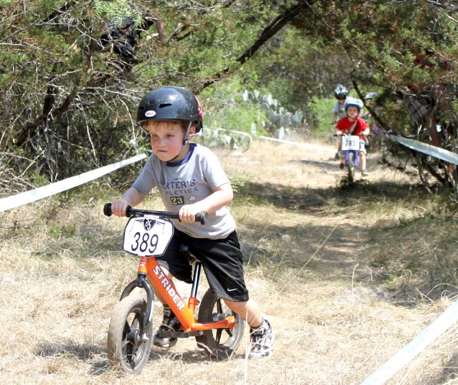 BikeTexas KidsKup Busy in October