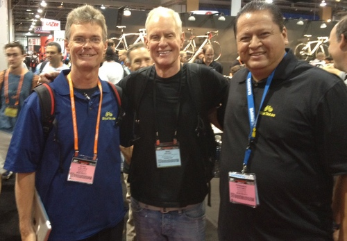 BikeTexas Attends Interbike