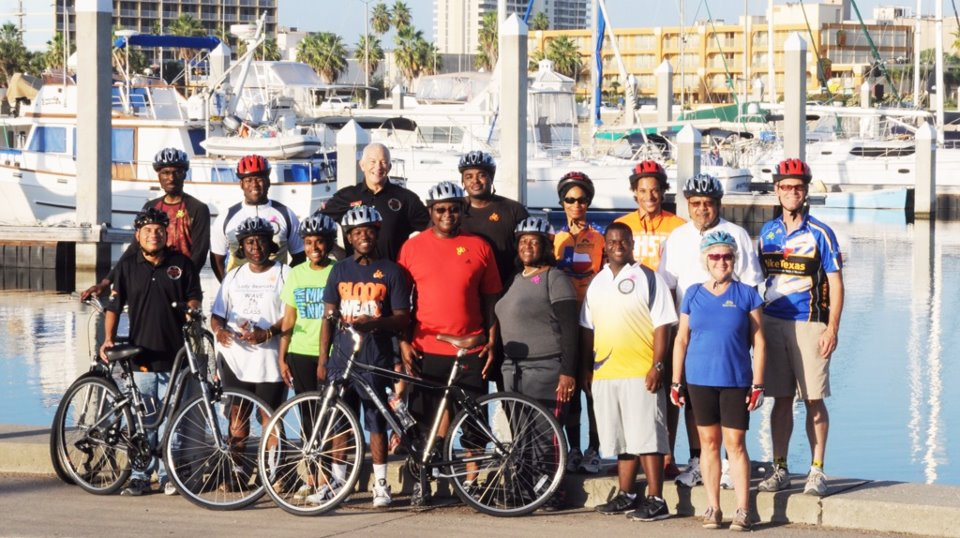 Texas NAACP Convention Includes Bike Ride