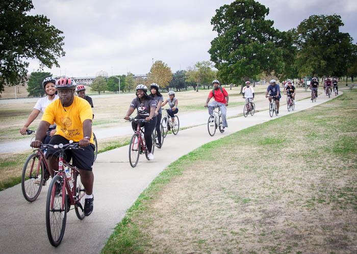 Fort Worth Receives Honorable Mention from Bicycle Friendly America