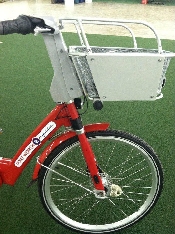 Bike Sharing Grows in Texas