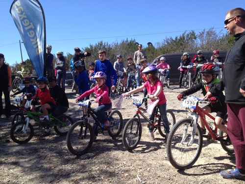 BikeTexas KidsKup at Mellow Johnny's Classic