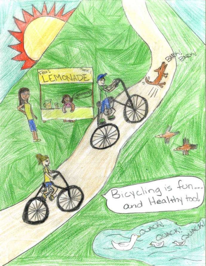 Fifth Grade National Poster Contest 2013