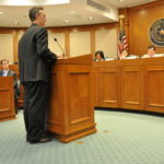 BikeTexas Executive Director Robin Stallings testified to the House Transportation Committee in the 2011 Session.