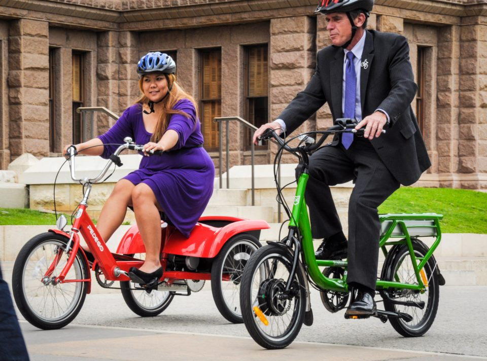 On the Lege: Electric Bike Day