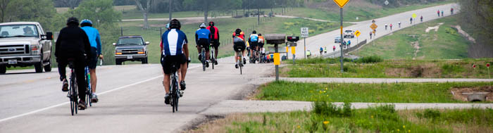 TxDOT Proposes Banning Cyclists from Toll Roads
