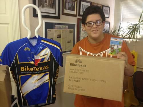 BikeTexas Summer Interns