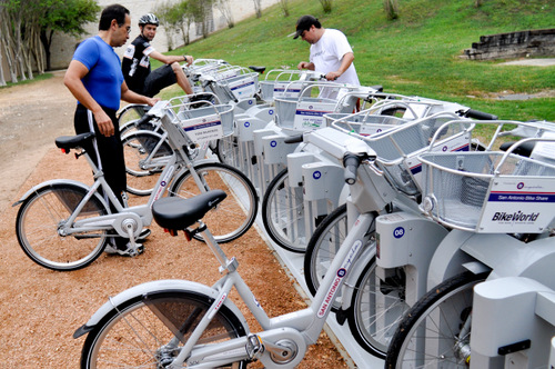 Voting and Suggestions for Austin Bike Share Stations Begins Today