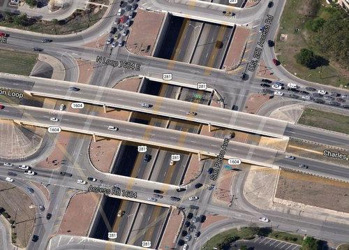 UPDATE: San Antonio's Loop 1604