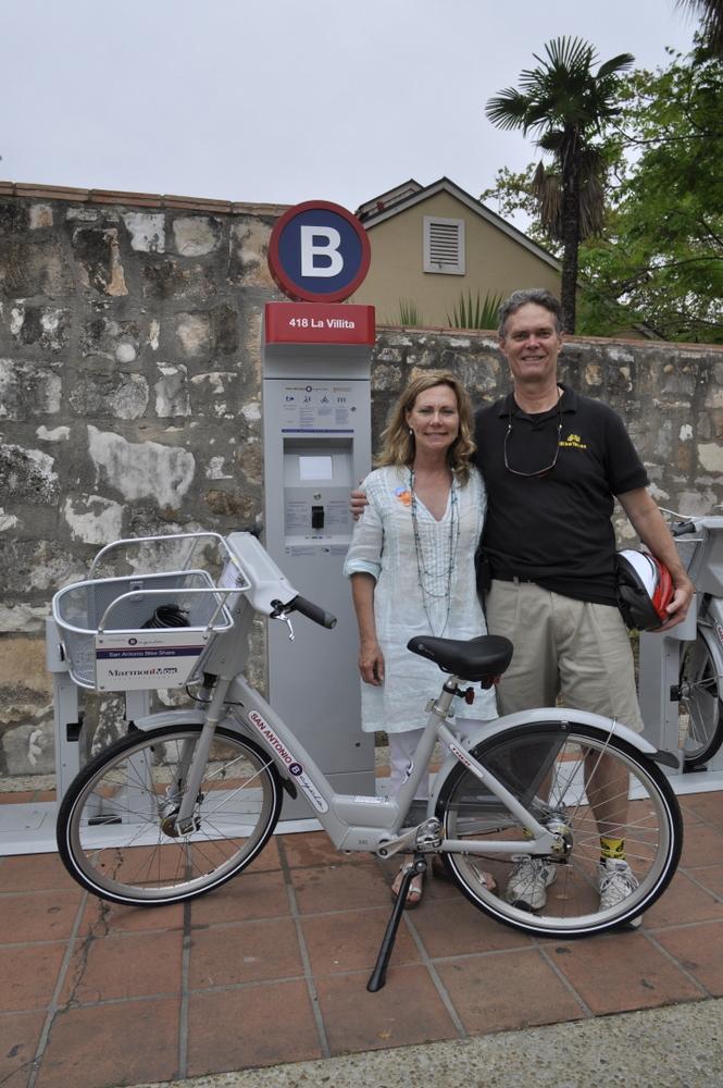 Bike Friendly Businesses Across Texas