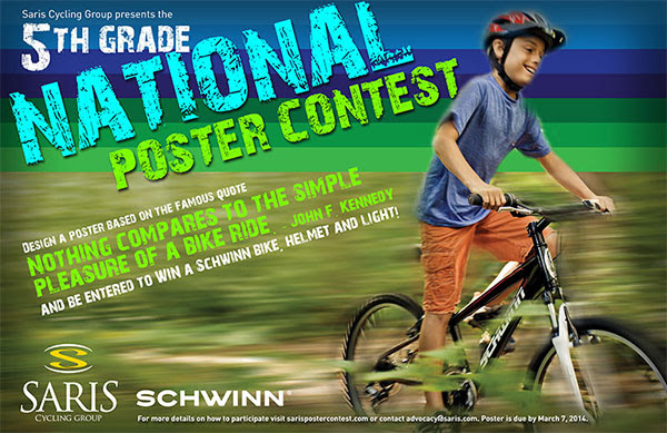 2014 Saris National 5th Grade Poster Contest