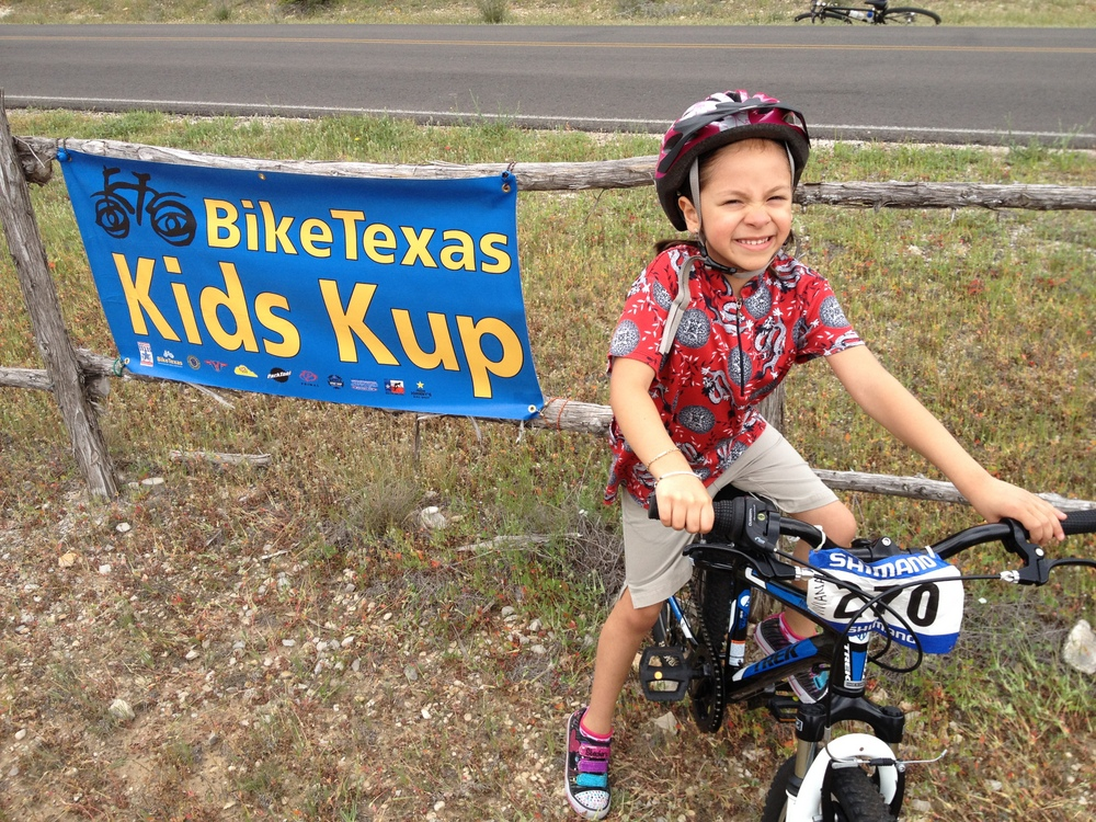 BikeTexas KidsKup at Pace Bend Race Festival