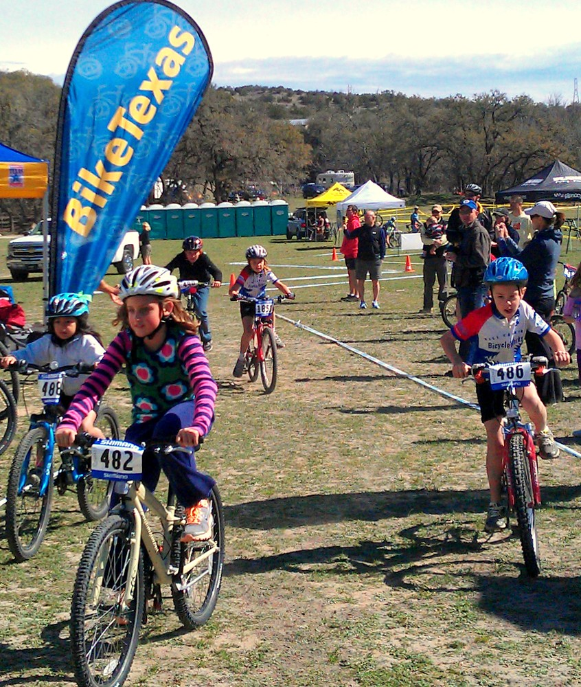 BikeTexas KidsKup at STORM Hill Country Challenge