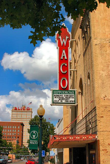 Waco Bicycle Policies