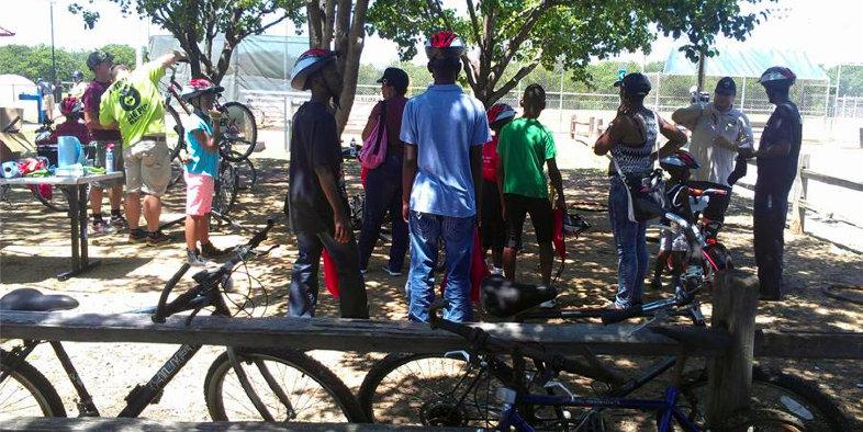 Earn a Bike at Bike Fest